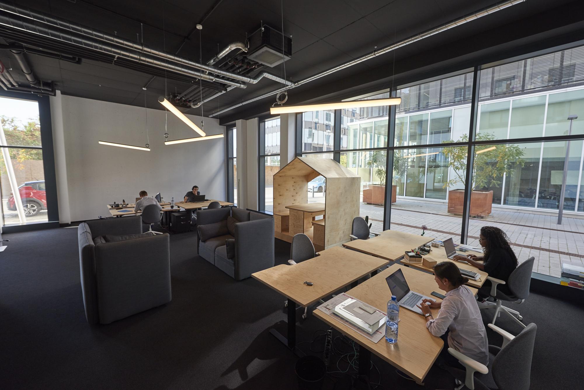 Cool work environment !