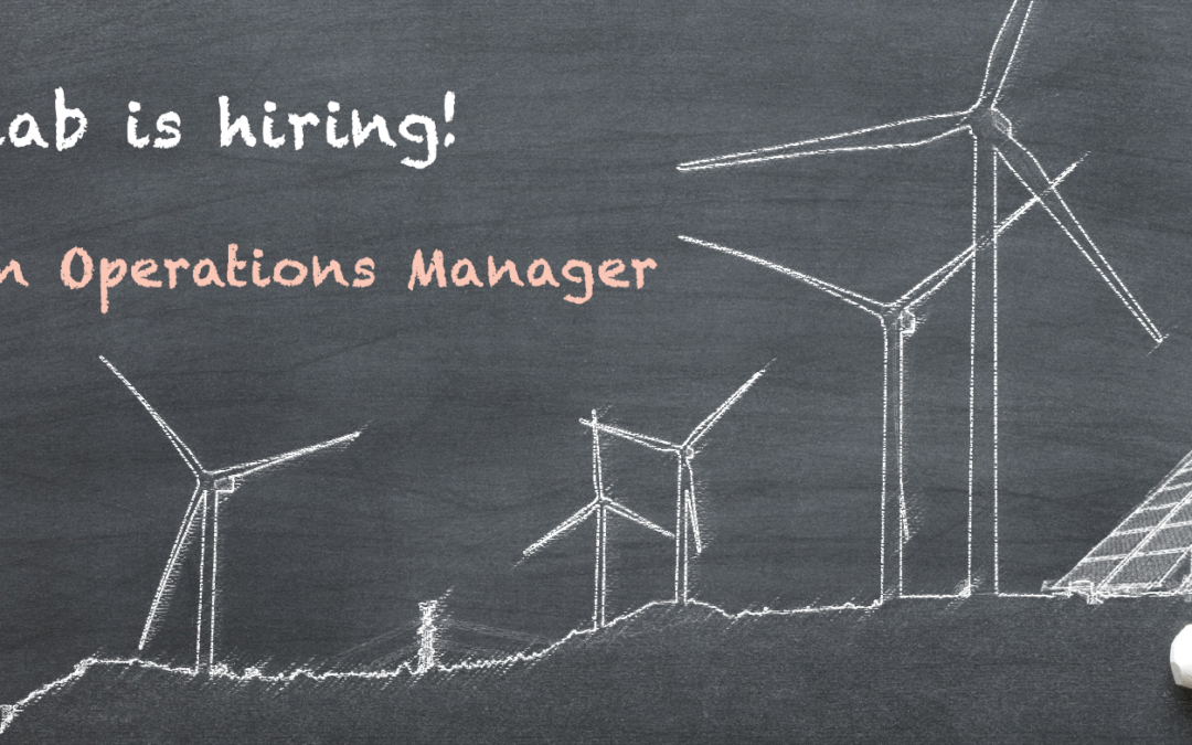 Solution Operations Manager (hired)